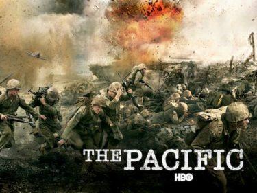感想&評価【ザ・パシフィック】Amazonプライムビデオ  日本兵の描き方に不満を抱くも全体的には良く出来た戦争ドラマ