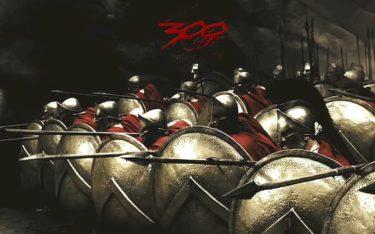 感想&評価【300<スリーハンドレッド>】Netflix   史実にあるテルモピュライの戦いが現代に蘇る