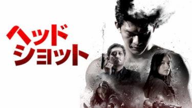 感想&評価【ヘッド・ショット】Netflix   インドネシア版ボーン・アイデンティティ